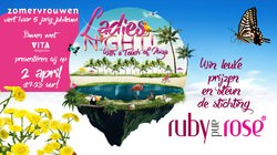 Ladies Night - With a Touch of Ibiza